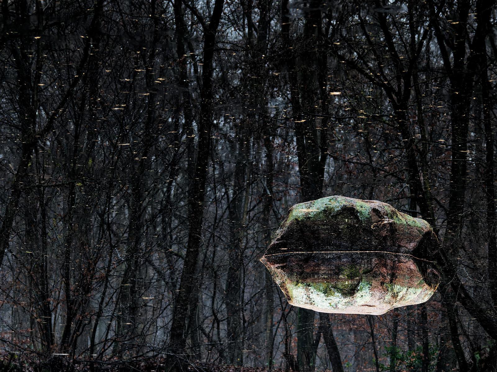 Stein der Weisen im Spiegel