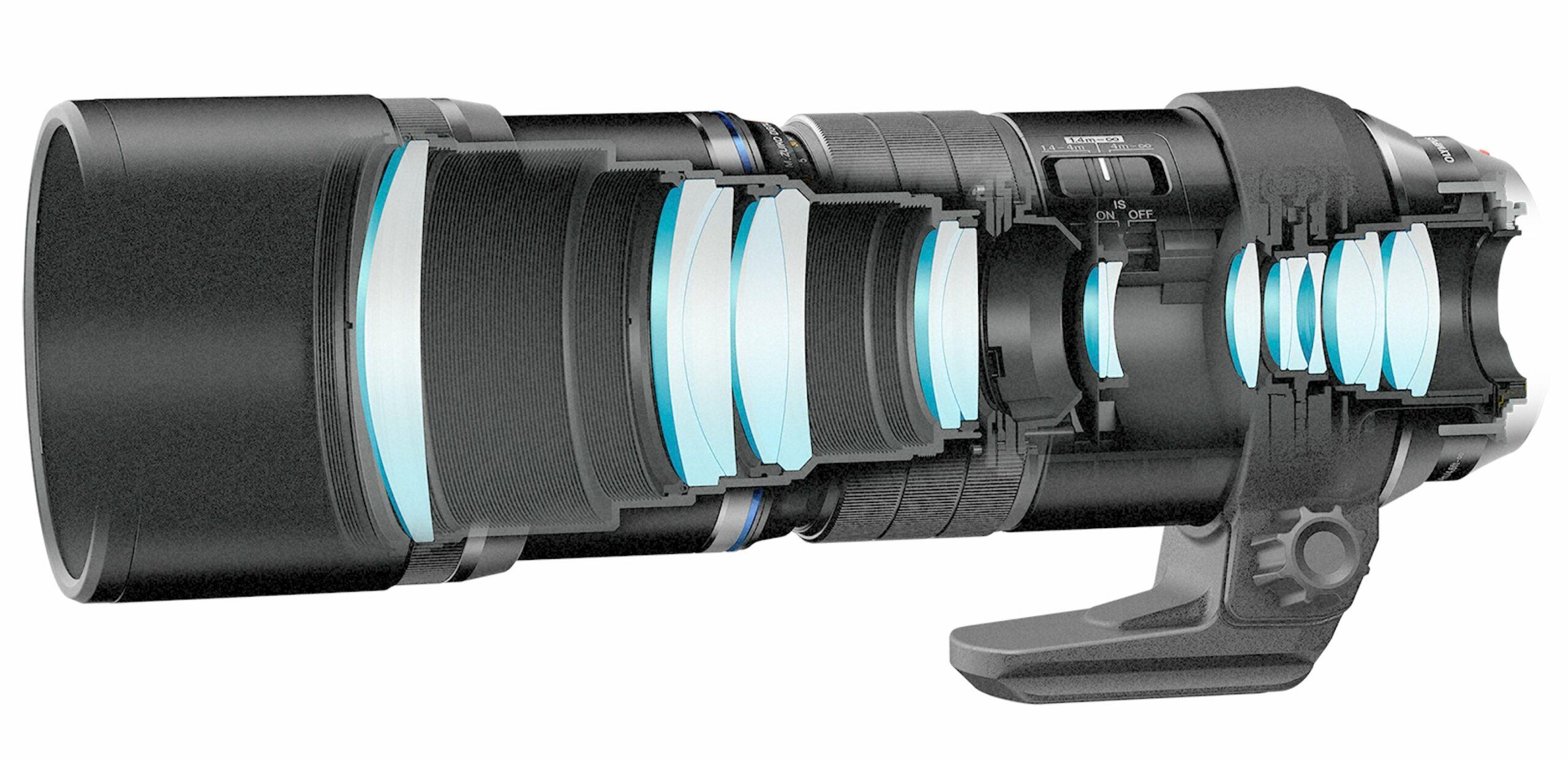 300mm f/4 IS Pro
