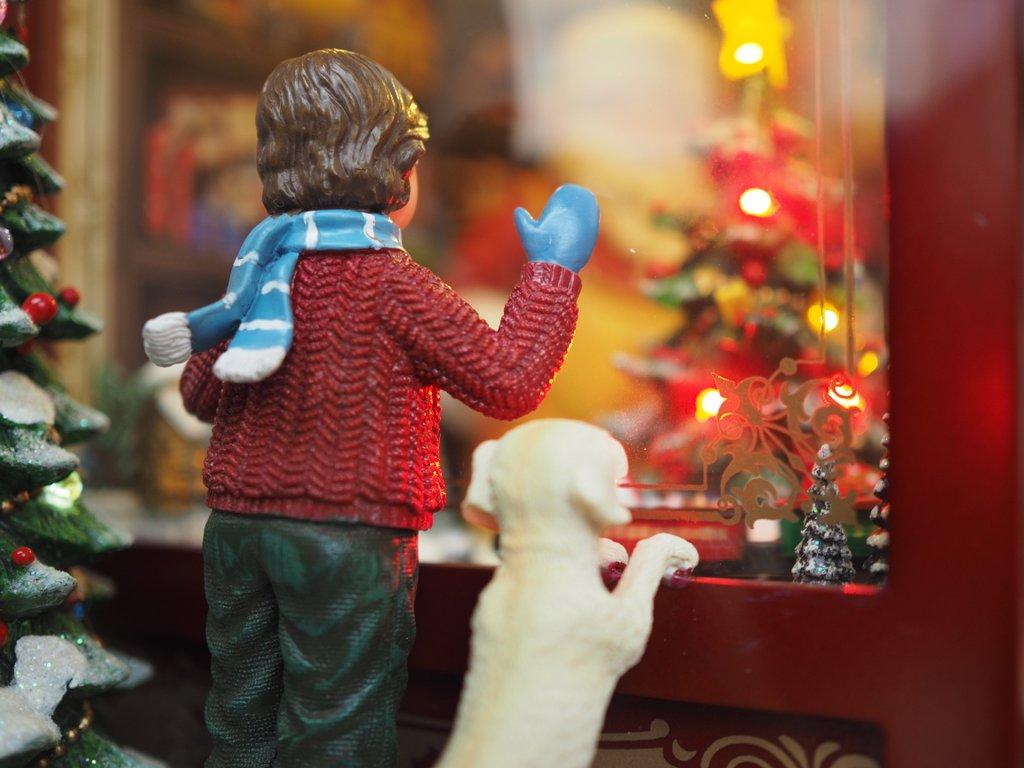 Ist schon wieder Weihnachten? ( Olympus-Promotion)